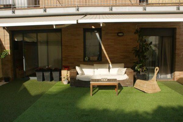 Ref.: 01231 – Planta Baja de 2hab + pk + tr con terraza en Can Rull