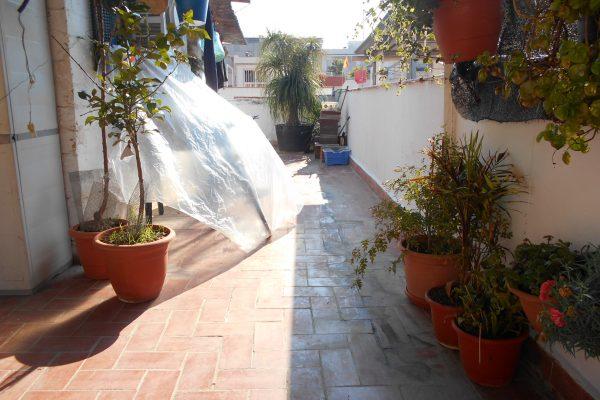 Ref.: 01157 – Casa de 3hab + pk con gran terraza de 40m2